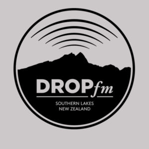 Drop FM Original - White - Mens Premium Crew Design
