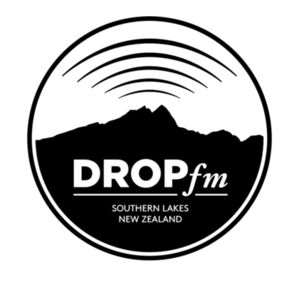 Drop FM Original - White - Mens Staple T shirt Design
